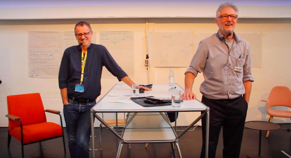 [Video] V1 Keynote 3: Selbstorganisation aus einer theoretischen Sicht