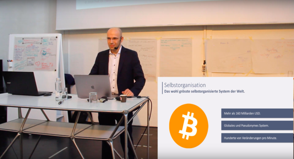 [Video] V1 Keynote 4: Dezentrale Organisationen und Smart Contracts
