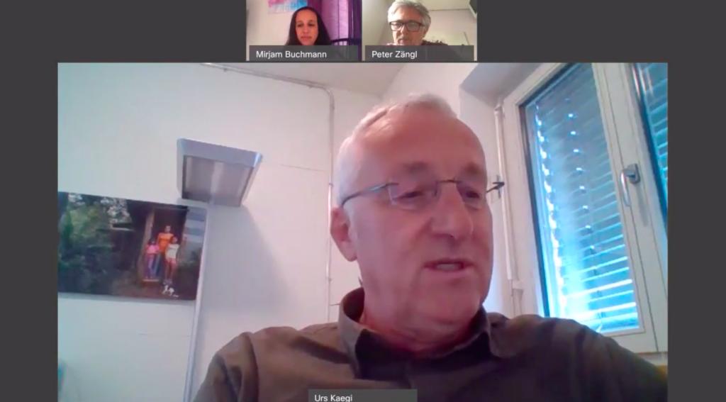 [Video] Interview – Selbstorganisation während der Krise